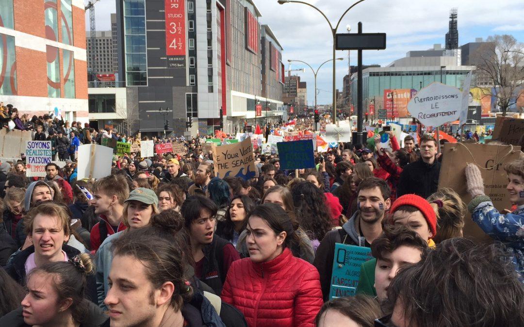 Grève mondiale pour le climat
