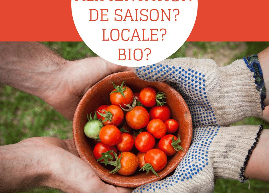 alimentation locale