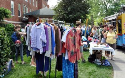 Solutions pour les vêtements – 4ème