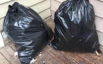 Ramassage de déchets – 3ème et 4ème