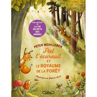 Piet l'écureuil et le royaume de la foret