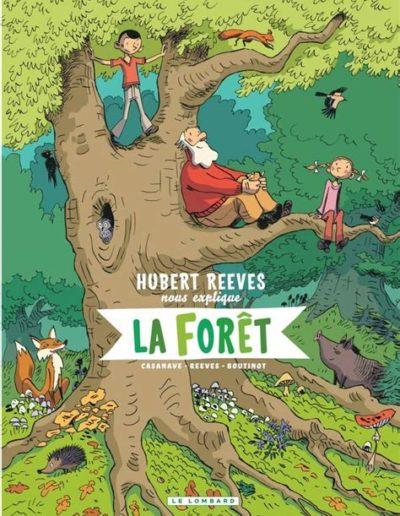 La forêt - BD