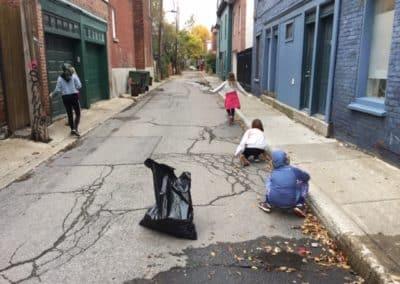 sauvons la planete - collecte dechets 11