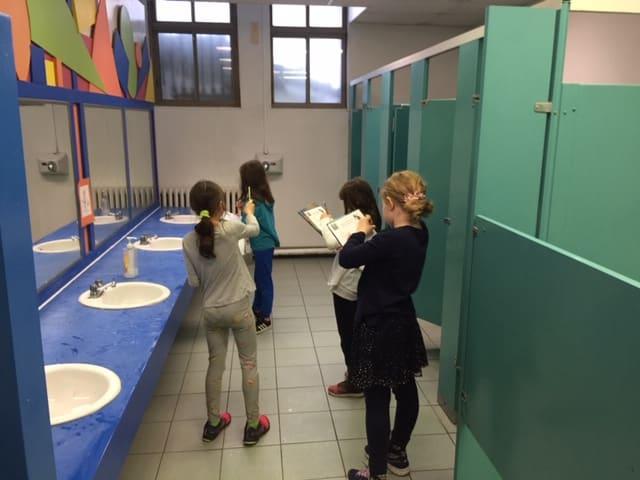 Une enquête sur l'eau – 3e