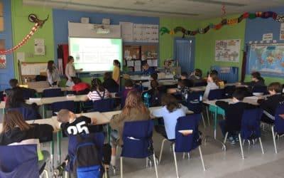 Sensibiliser sur les transports à l'école – 5e